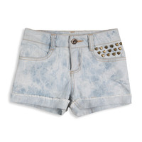 Mini Heart Shorts | FOREVER21 girls - 2000036855