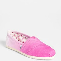 TOMS 'Classic - Pink Ombré' Slip-On (Women) (Exclusive Color) | Nordstrom