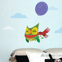 Surface Collective's Wall Tattoos / Wall Decals / Laptop Decals - Product - What a Hoot!