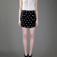 Marc By Marc Jacobs Polka Dot Shorts