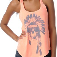 Billabong Nature Study Just Peachy Racerback