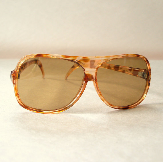 TRUE VINTAGE DUDE Sunglasses // Vintage // by ACESFINDSVINTAGE