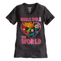 Marvel Comics Heroines Tee for Women by Mighty Fine | Marvel |