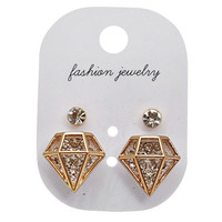 Diamond Earrings Set | Yotta Kilo
