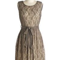 The Gilded Sage Dress | Mod Retro Vintage Dresses | ModCloth.com