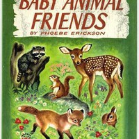 Baby Animal Friends by Phoebe Erickson at SandyCreekCollectables