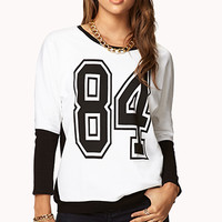 Game Time Sweatshirt | FOREVER 21 - 2000050660