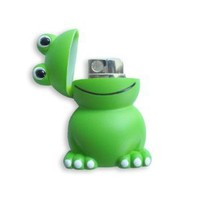 Amazon.com: Cute Frog Cigar Cigarette Windproof Torch Lighter Gift: Health & Personal Care