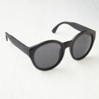 Free People Round Plastic Sunglasses at Free People Clothing Boutique