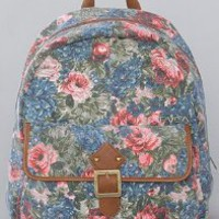 Amazon.com: RVCA The Camp Backpack in Floral Multi,Bags (Handbags/Totes) for Women: Shoes