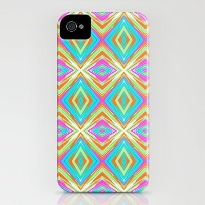 Multi-faceted iPhone Case by Lisa Argyropoulos | Society6