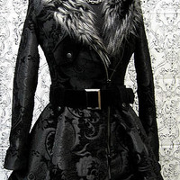Opera Dress by Shrine Clothing Gothic Dresses
