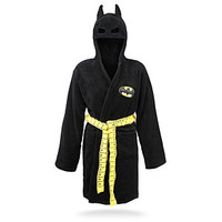 Batgirl Bathrobe - Black,