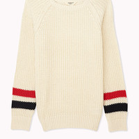 Striped Sweater | FOREVER 21 - 2075836873