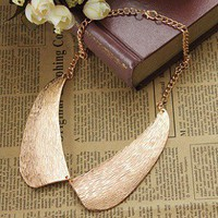 Short Version Punk Old Fashion Fake Collar Necklace