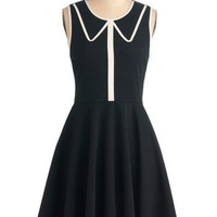 Just Collar on Me Dress | Mod Retro Vintage Dresses | ModCloth.com