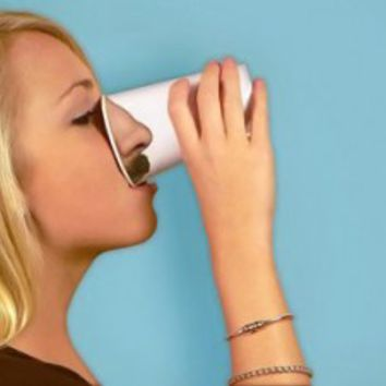 Pick Your Nose Paper Cups | Need These Things