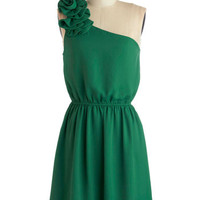 Rosette to Go Dress | Mod Retro Vintage Dresses | ModCloth.com