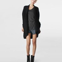 Improvd Chunky Knit Cardigan at I Don't Like Mondays