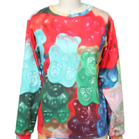Beloved Unisex Gummy Bear Sweatshirt