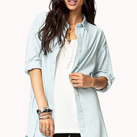 Essential Denim Tunic