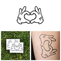 Ever After - Temporary Tattoo (Set of 2)