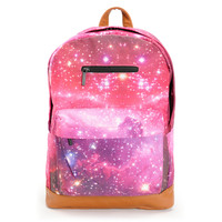 Glamour Kills Infinite Voyage Galaxy Print Laptop Backpack at Zumiez : PDP