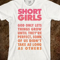 SHORT GIRLS (SHIRT)