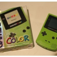 GAMEBOY COLOR GBC consol...