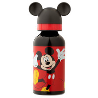 Disney Mickey Mouse Aluminum Water Bottle - Small | Disney Store