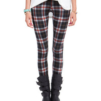 Plaid Leggings | 2020AVE