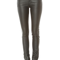 Tripp NYC  pant faux leather black � karmaloop