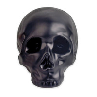 Kikkerland Design Inc   » Products  » Ceramic Skull Coin Bank