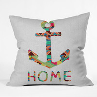 DENY Designs Home Accessories | Bianca Green You Make Me Home Outdoor Throw Pillow