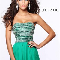 Sherri Hill - 1539 - Prom Dress - Prom Gown - 1539