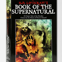 Urban Outfitters - H.P. Lovecraft's Book Of The Supernatural Edited By Stephen Jones
