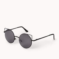 F663 Round Sunglasses