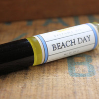 Beach Day Perfume Oil by LongWinterSoapCo on Etsy