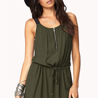 Everyday Georgette Shift Dress