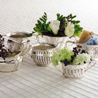 Essex Silver Sweetner Bowls Set of 6
