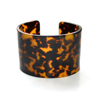 Tortoise Cuff | Jeweliq Fashion Bracelets