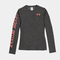 Girls' ColdGear Infrared Long Sleeve Crew | 1242314 | Under Armour US
