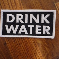 Patch Pack — Drink Water