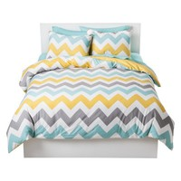 Room Essentials® Chevron Duvet Cover - Full/Queen