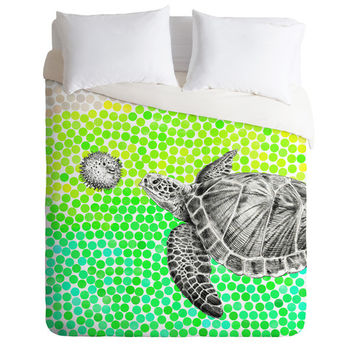 DENY Designs Home Accessories | Garima Dhawan New Friends 1 Duvet Cover