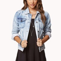 Sunkissed Denim Jacket
