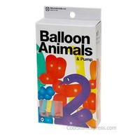 Balloon Animal Do-It-Yourself Fun Party Kit, Fun & Unique Gifts