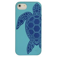 BioCase Cell Phone Case for iPhone®5 - Island Turquoise Turtle Print (BIO-IP5-69G2)