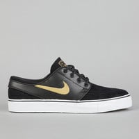Nike Sb Stefan Janoski Black / Metallic Gold - White ($50-100) - Svpply