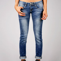 River Tread Straight Jeans | Cute Jeans at Pink Ice